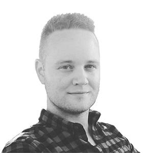 Dominik Huber Webentwickler